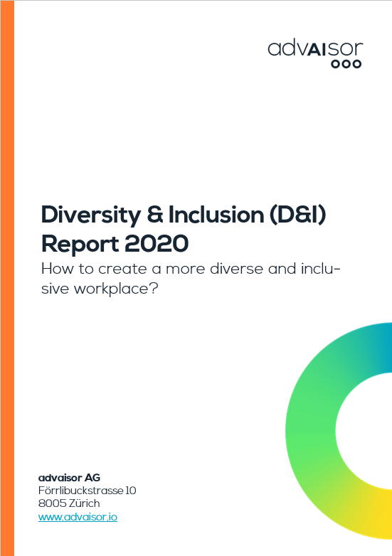 Diversity and Inclusion Report 2020-1